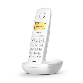 Telefono Inalambrico A170 GIGASET BLANCO