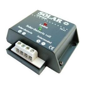 Regulador Carga Solar 12Vdc 4Amp C0190 FADISOL