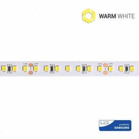 Tira LED 24V 14,4W/m SMD2835 120LED/m 2700K IP20 5m