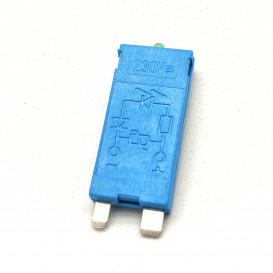 MODULO LED+Varistor FINDER 110-240Vdc/ac 99010230.98