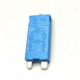 MODULO LED FINDER +DIODO+A1 6-24Vdc 99019024.99