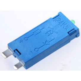 MODULO LED FINDER 6-24Vac/dc 99010024