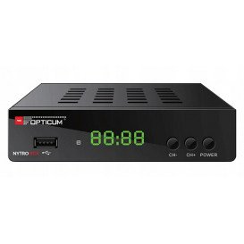 Receptor TDT2 HD NYTRO