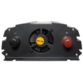 Inversor de Corriente 12/24Vdc a 230Vac 600W Onda Modificada
