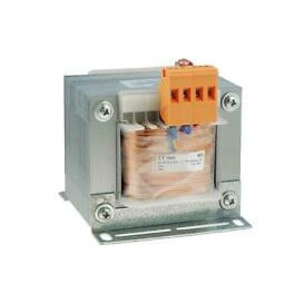 Transformado Seguridad salida 24Vac 250Va entrada 400Vac