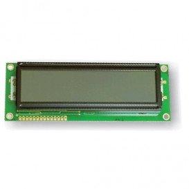 Display LCD 16x2 STN Positivo HD44780 4,4x12,2cm