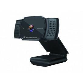 WebCam FHD 5Mpx 3,6mm con microfono USB2.0
