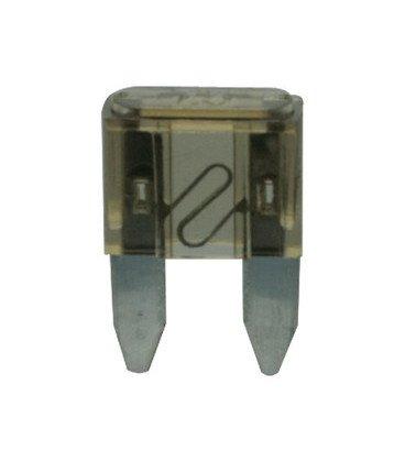 Fusible Plano Miniatura 7Amp Morron 11x17mm