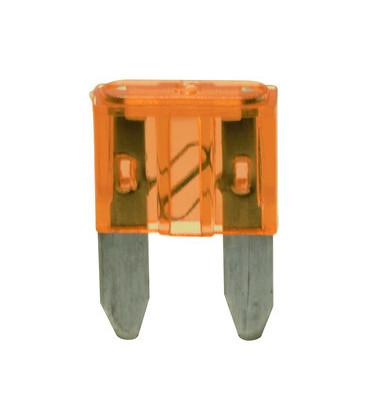 Fusible Plano Miniatura 5Amp Beige 11x17mm