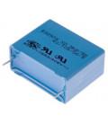 2,2uF 305Vac x2 Condensador Polipropileno R27,5mm