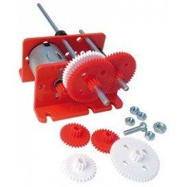 Motor con Reductora Variable 1,5V a 4,5V C8051 CEBEK