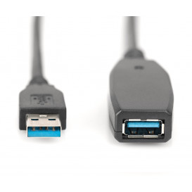 Cable USB 3.0 Activo 15m Prolongador
