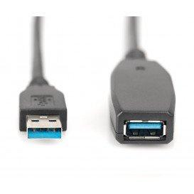 Cable USB 3.0 Activo 20m Prolongador
