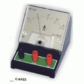 Amperimetro 0-0,6/0-3A dc
