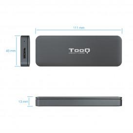 Caja Externa para SSD M.2 NGFF USB