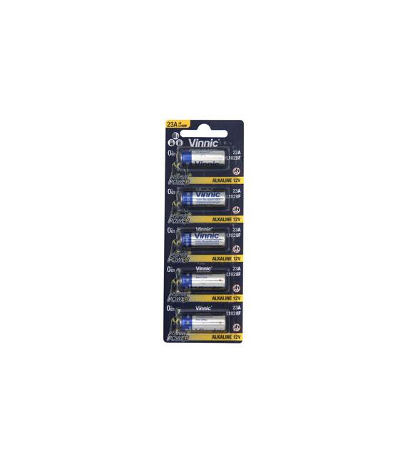 Pila 23AE Alcalina 12V 0% HG (5 uds)