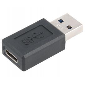 Adaptador USB-A 3.0 Macho A Hembra USB-C