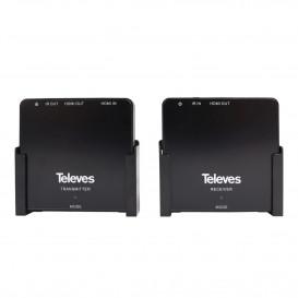 Transmisor Inalambrico Audio/Video 5,8GHZ TELEVES