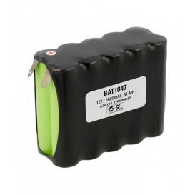Bateria 12Vdc  3800ma 4/3A  NI-MH