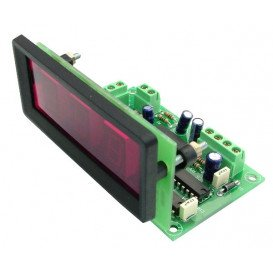 Contador 9999 Unidades Display 0.5 12V CD-3 CEBEK