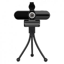WebCam 4Mpx 3,6mm con microfono USB2.0