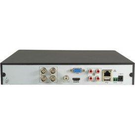 Grabador DVR  4Ch 5n1 5Mpx 10fps +2IP