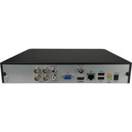 Grabador DVR  4Ch 5n1 8MpxLite 1Ch +2IP