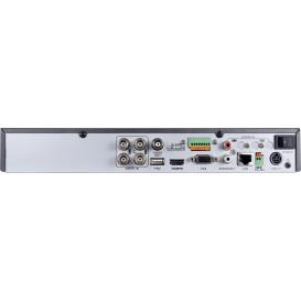 Grabador DVR  4Camaras 5n1 4M-Lite/1080p 12fps H265+ PoC