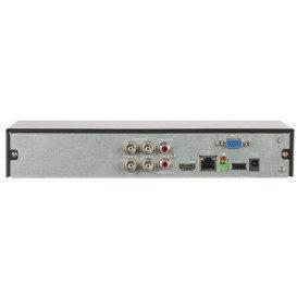 DVR 4Ch+1IP 5n1 8Mpx 10fps