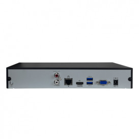 NVR  4Ch IP 8Mpx 64Mbps