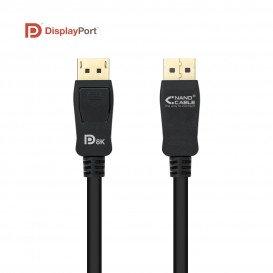 Cable DisplayPort 1.4 VESA Negro  (1 m.)