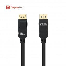 Cable DisplayPort 1.4 VESA Negro (2 m.)