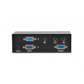 Selector VGA 2 PC a 1 Monitor