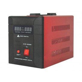 Estabilizador de Corriente 230Vac 2000VA 1600W entrada 140 a 275Vac