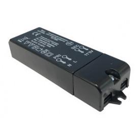 Transformador Halogeno Electronico Dimable 12Vdc 10-70W