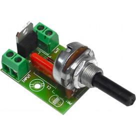 Regulador luz miniatura 250W 230V I13 CEBEK