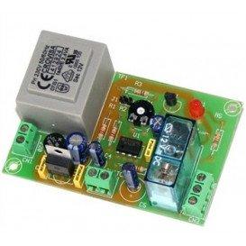 Temporizador Redisparable 230Vac 1s-3m I-130 Cebek