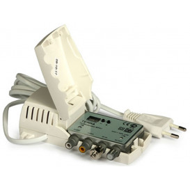 Modulador TV VHF+UHF  85dB