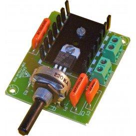 Regulador luz 500W 230V I-14 CEBEK