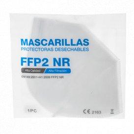 Mascarilla FFP2 5 Capas de Protección (20uds.)