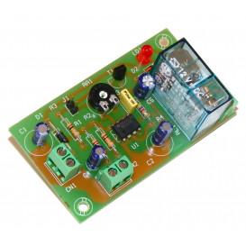 Temporizador Redisparable 12V 1s-3m I30