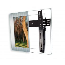 Soporte TV Fijo Extraplano Inclinable 2cm 400x200