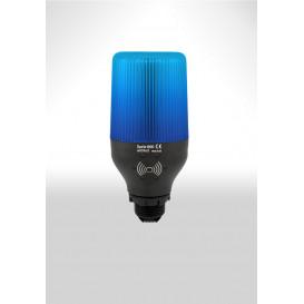 Baliza LED 130V Intermitente AZUL 130V E-27