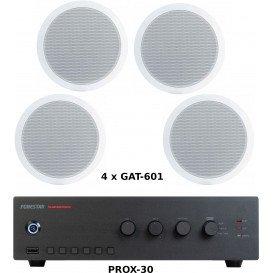 Pack Sonorizacion PROX-30 4xGAT-601