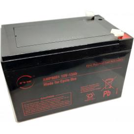 Bateria PLOMO 12V 13Ah CICLICA para VEHICULOS NX