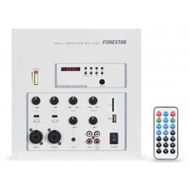 Amplificador Empotrar 2x50W
