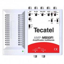 Central TV 5E/1S FM-DAB-UHF-UHF-SAT 45dB LTE