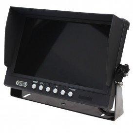 "Monitor LCD  9"" 1024x600 Camaras Aparcamiento"