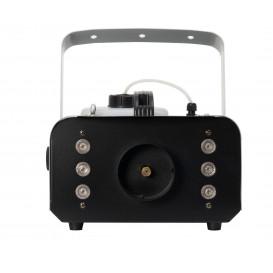 Maquina Humo 1500W con 15 LED RGB