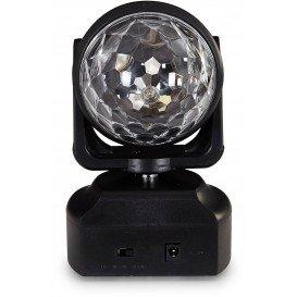 Cabeza Movil LED 6x1W RGB